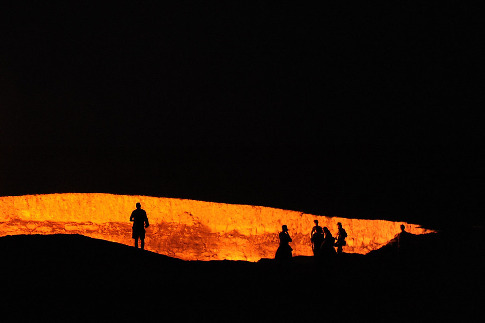 cratère de Darvaza
