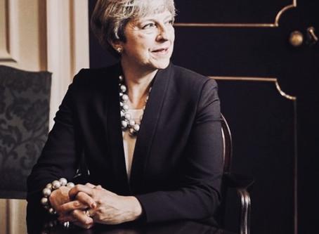 Theresa May Balls ManiA