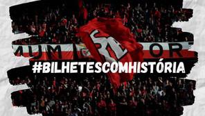 #BilhetesComHistória