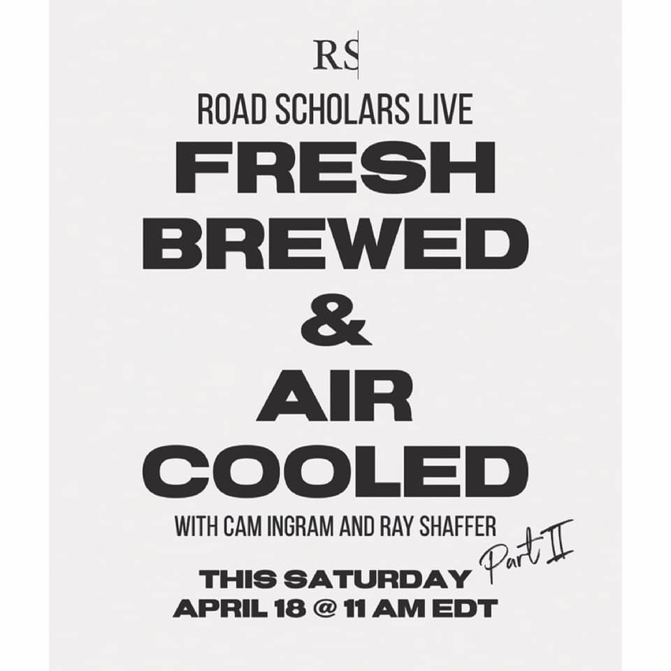 Road Scholars Porsche Classic