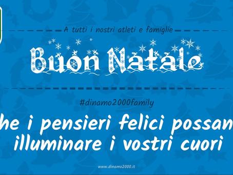 Auguri di Natale Bianco-Verdi!!!
