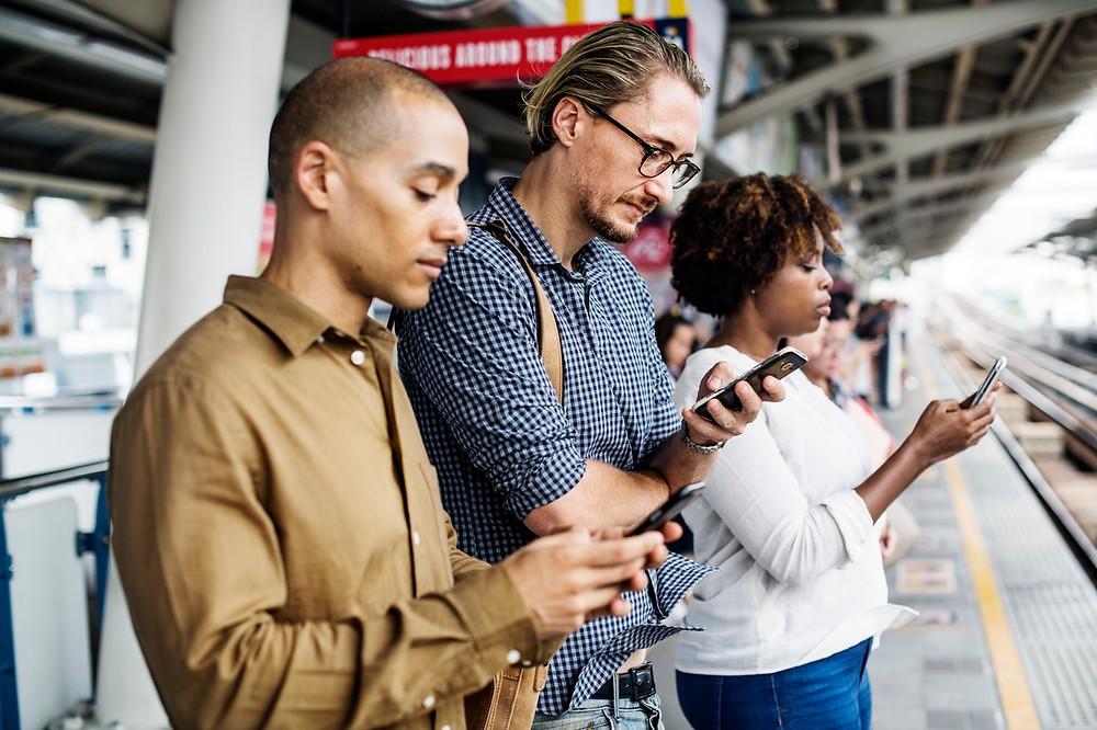 Mobil sein - aber verbunden bleiben mit den Liebsten