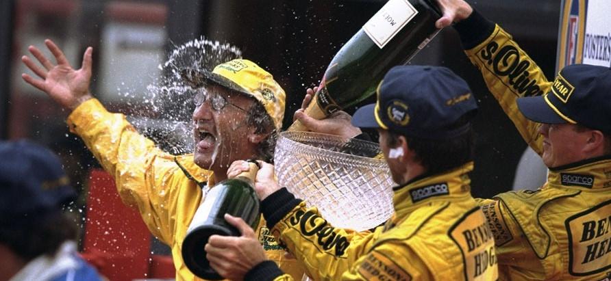 #627 GP del Belgio 1998, a Spa vince Hill, Hakkinen e Schumacher rimandano la sfida mondiale
