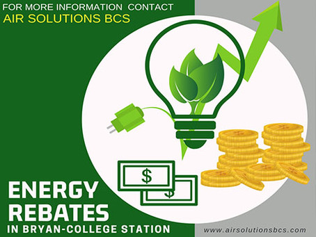Energy Rebates in Bryan-College Station
