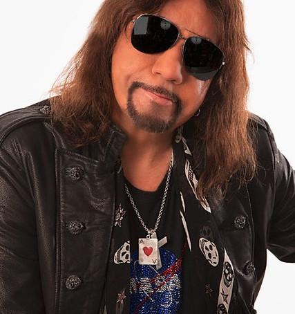 Ace Frehley on The Rob Sas Rock Show soon!