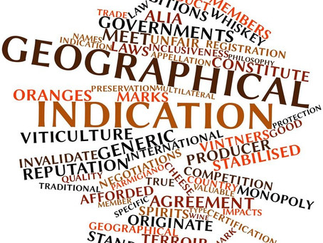 Geographical Indication- Identification of it's culture
