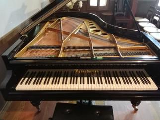 【《ピアノを聴く動画》使用ピアノ紹介】第24回ベーゼンドルファー