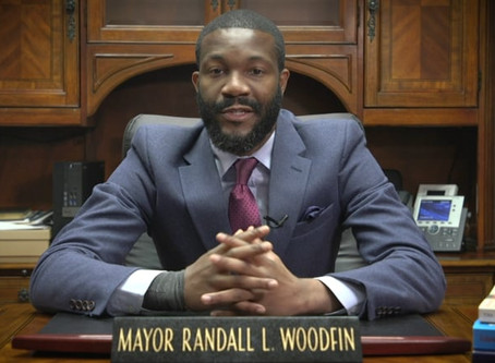 Why Randall Woodfin Will Not Fight Sherman Industries