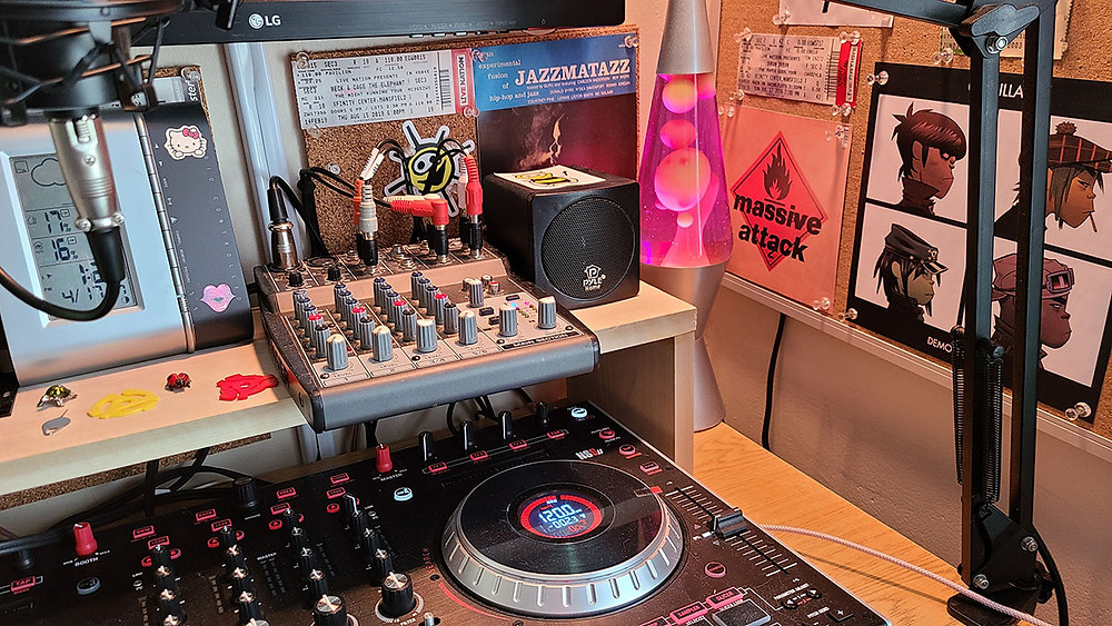 BumbleBee Radio studios