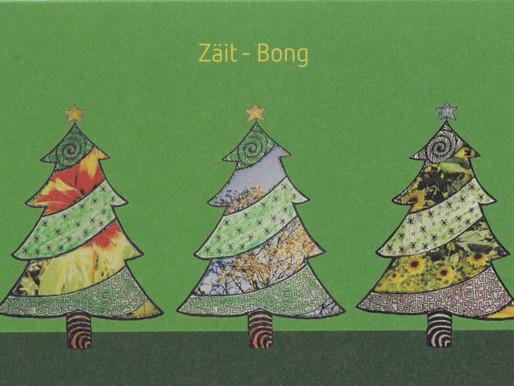 Le « Zäit-Bong »- un bon cadeau écologique pour Noël