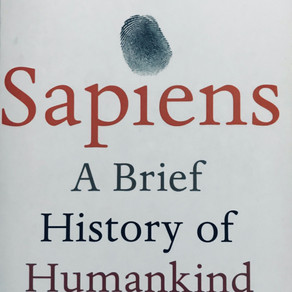 Book Review #3: Sapiens