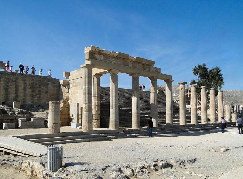 Ancient Acropolis of Lindos