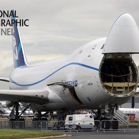 Documental   Así se fabricó el Boeing el 747-8i