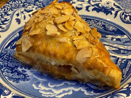 Apple Almond Turnovers