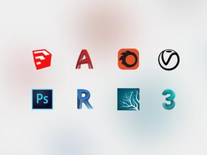3D para arquitetura: Conheça os 07 Softwares mais utilizados