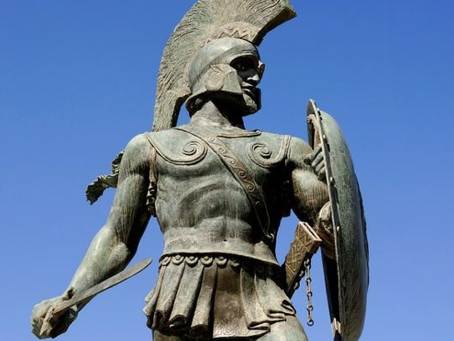 48. Spartans -  The Warrior Class Apart
