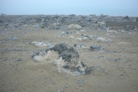 14. Pukaki sand