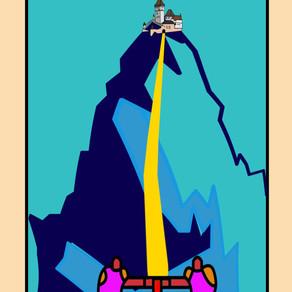 Everesting na koloběžce