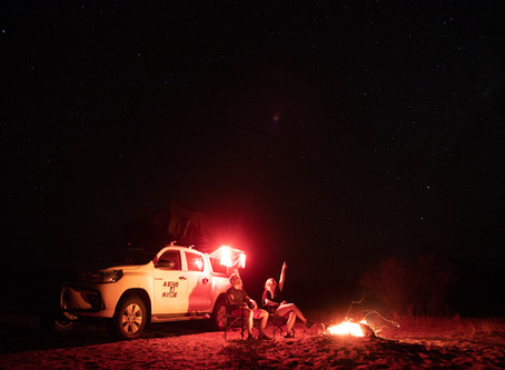 5 Spectacular Campsites for your Botswana Self-Drive Safari Roadtrip