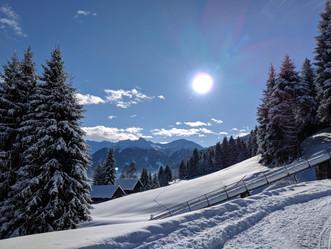 Sehnsucht Winter & Berge 2018/19