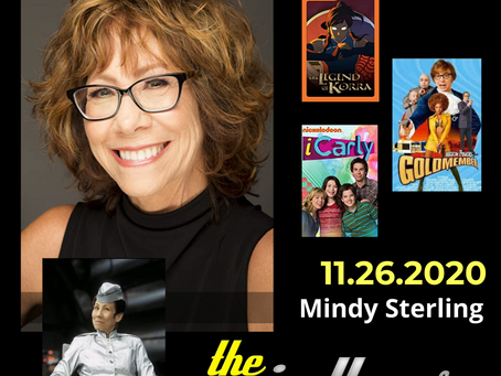 Actress Mindy Sterling Joins The Grindhouse Radio