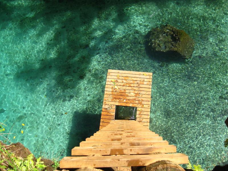 To Sua Ocean Trench plongeoir