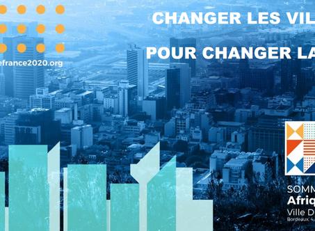 """""""La Cité des Solutions"""", l'un des temps forts du Sommet Afrique-France."""