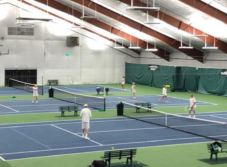Wimbledon Tennis Fun
