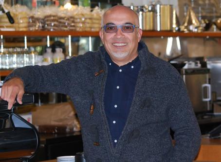 Ali Ghambari of Cherry Street Coffee House