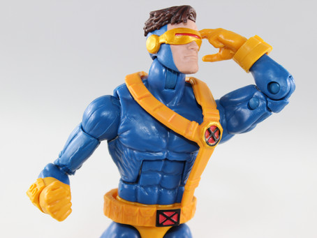 Marvel Legends Warlock BAF: Cyclops (90s)