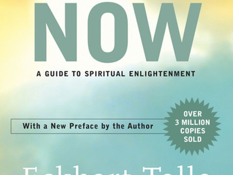 The Power of Now: A Guide to Spiritual Enlightenment [New York Times Bestseller]