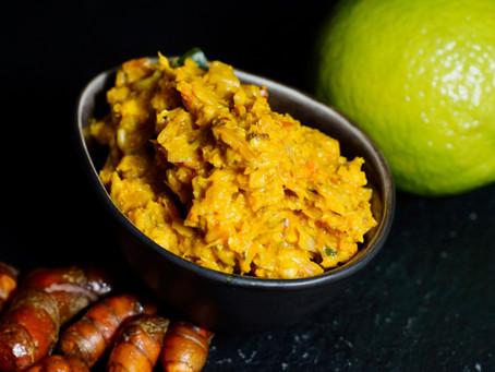 Krueng Gaeng Gari -Gelbe Currypaste aus Thailand