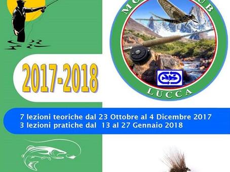 Corso di pesca a Mosca 2017-2018 MCL