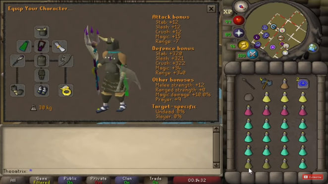 Dagannoth Rex (OSRS Solo Guide)