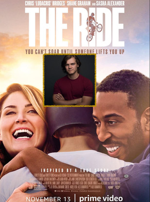 Watch SHANE GRAHAM in THE RIDE on AMAZON PRIME!