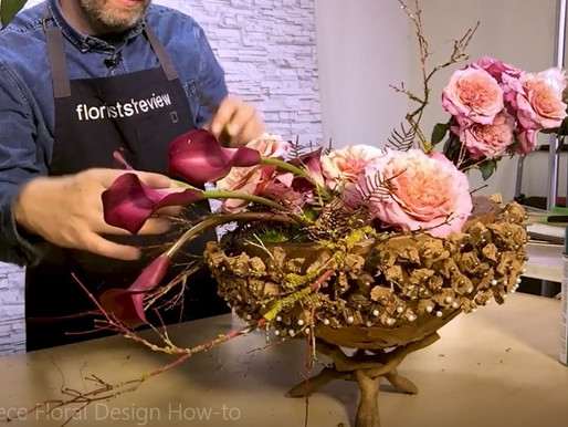 Branching Out: Garden Rose Style Design How-To