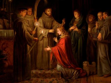 Invitamos a las charlas franciscanas de la OFS - Orden Franciscana Seglar