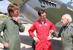 Owen Hardy talks about the Spitfire