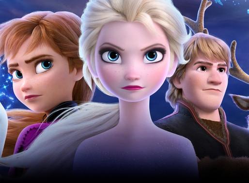 Frozen II film review