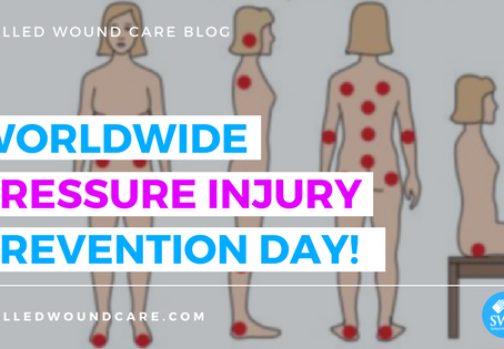 WORLDWIDE PRESSURE INJURY PREVENTION DAY!