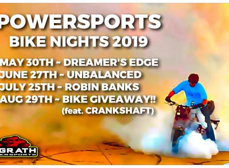 McGrath Powersports Bike Nights