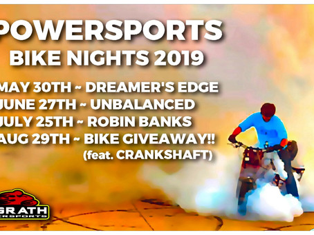 McGrath Powersports Bike Nights