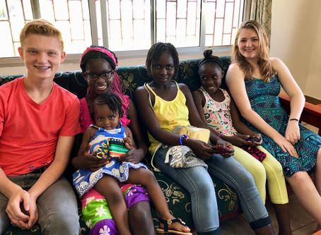 Keyara and her Siblings...