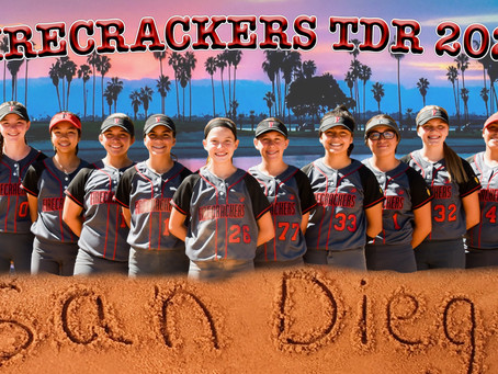 Firecrackers TDR - Proving It On The Field - Top 8 (5th Place Finish) in TCS WS!