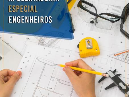Aposentadoria Especial para Engenheiros