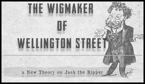 The Wigmaker of Wellington Street Documentary