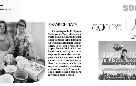 Coluna Social - Jornal Agora - 08/12/2017