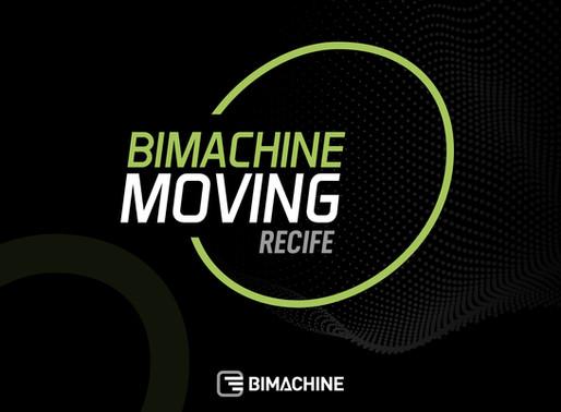 BIMachine Moving estreia temporada 2019 com evento no Recife