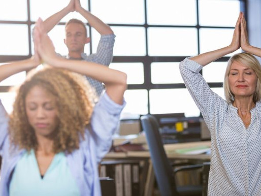 What yoga has to do with scientific writing?