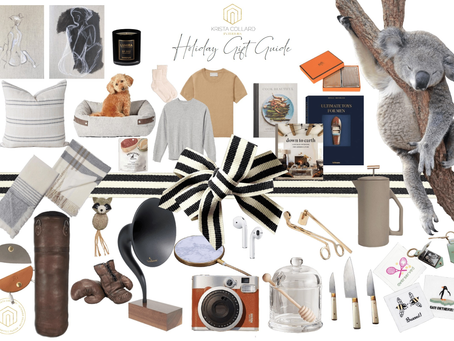 Our Super Chic Holiday Gift Guide is Here